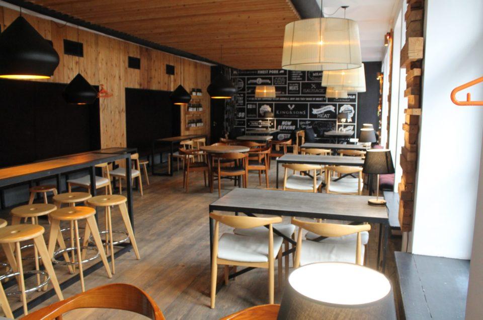 Organic Josper Bar