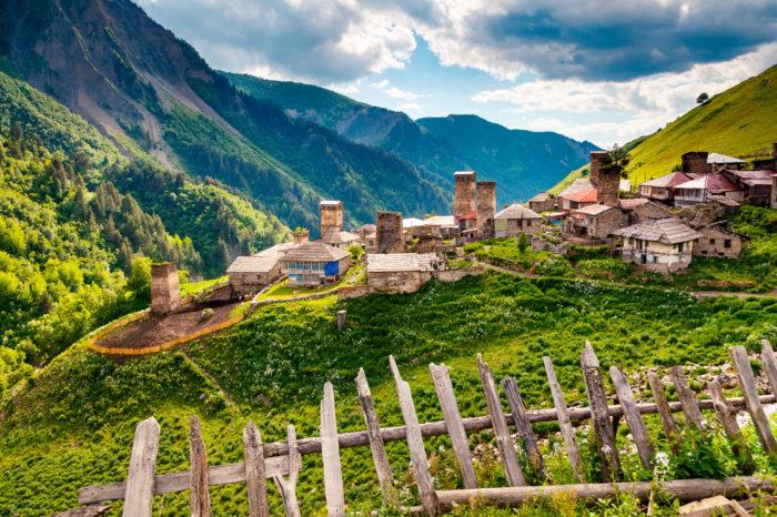 Svaneti Tour (4 Days)
