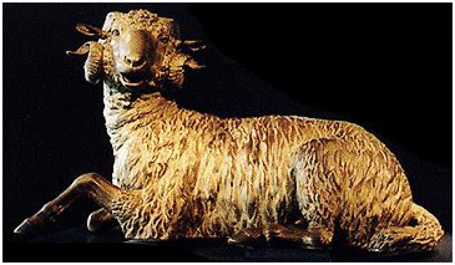 The Land of the Golden Fleece