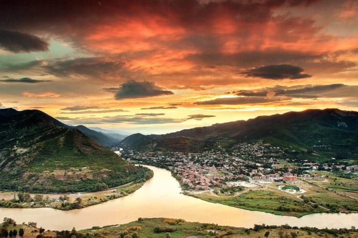 Mtskheta — Uplistikhe Tour
