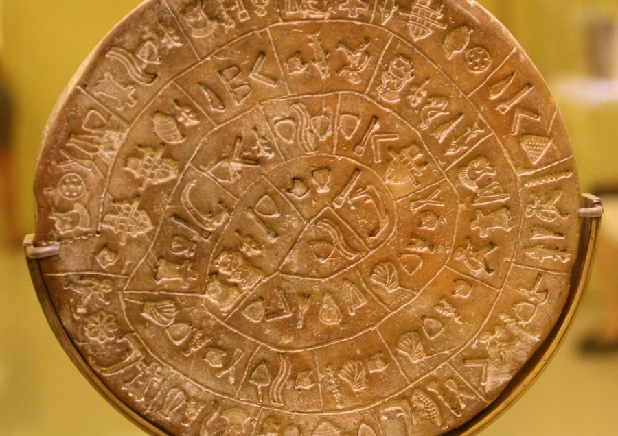 Phaistos Disk and the Georgian roots