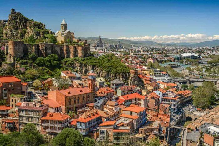 Tbilis Walking Tour