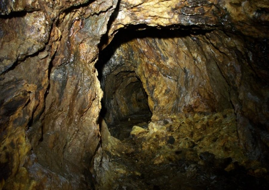 Oldest Goldmine in Georgia