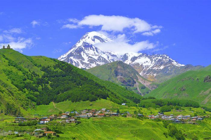 Mtskheta – Kazbegi
