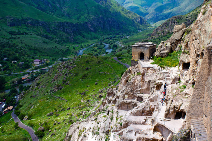 Vardzia Cave City – Rabati Fortress – Borjomi Park