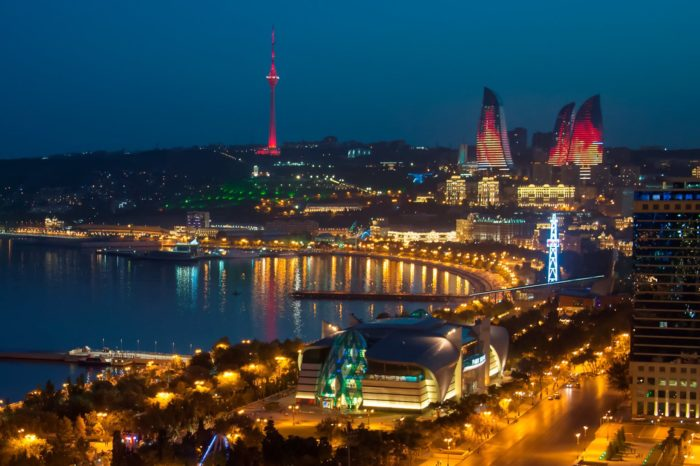 Azerbaijan, the Land of Fire