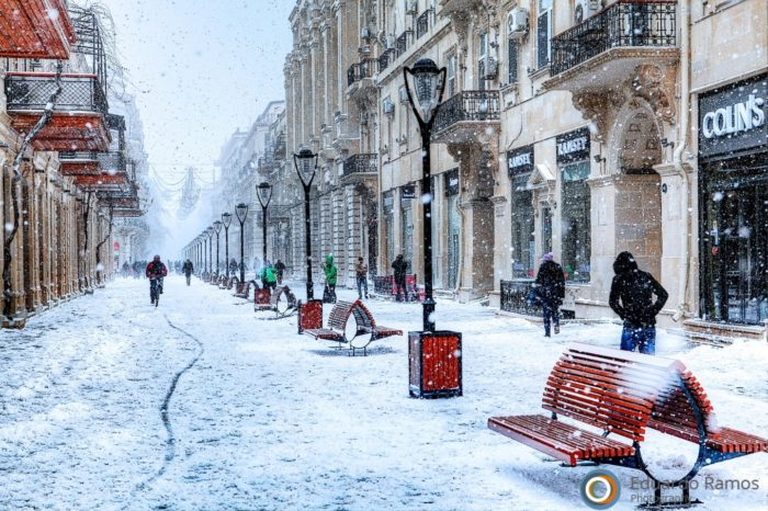 Winter Holidays in Azerbaijan