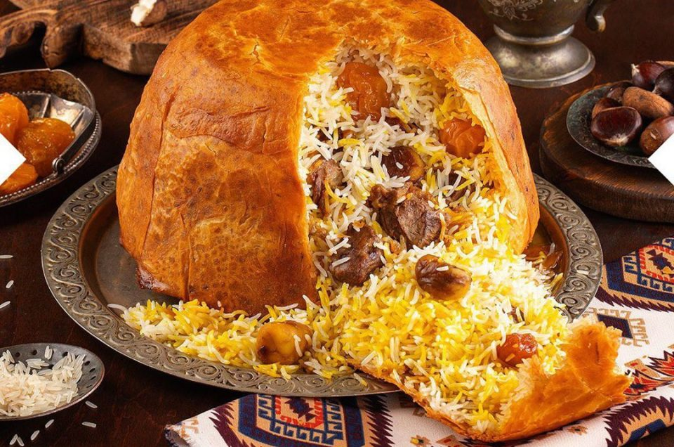 10 MUST EAT DISHES IN AZERBAIJAN